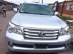 Lexus GX 2012 460 Silver | Cars for sale in Lagos State, Surulere