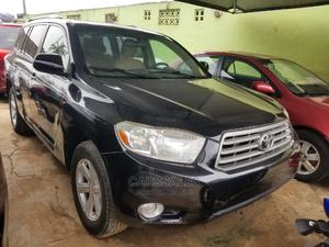 Toyota Highlander 2011 Black   Cars for sale in Lagos State, Agege