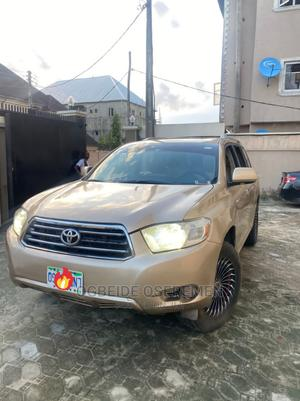 Toyota Highlander 2010 Limited Gold | Cars for sale in Lagos State, Ajah