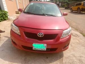 Toyota Corolla 2010 Red   Cars for sale in Oyo State, Ibadan