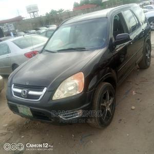 Honda CR-V 2004 2.0i ES Automatic Black | Cars for sale in Lagos State, Amuwo-Odofin