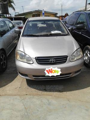 Toyota Corolla 2004 Gold | Cars for sale in Lagos State, Alimosho