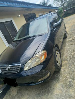 Toyota Corolla 2007 Black   Cars for sale in Cross River State, Calabar