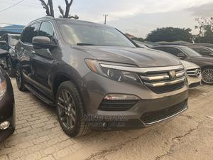 Honda Pilot 2016 Gray | Cars for sale in Abuja (FCT) State, Central Business District