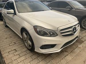 Mercedes-Benz E350 2014 White | Cars for sale in Abuja (FCT) State, Central Business District