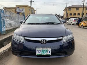Honda Civic 2007 Blue | Cars for sale in Lagos State, Ifako-Ijaiye