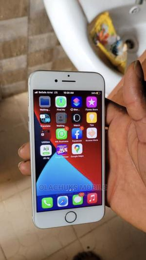 Apple iPhone 7 32 GB Silver   Mobile Phones for sale in Lagos State, Ikeja