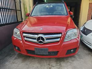 Mercedes-Benz GLK-Class 2010 350 Red | Cars for sale in Lagos State, Surulere