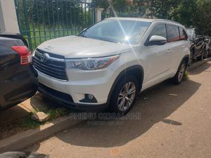 Toyota Highlander 2015 White | Cars for sale in Abuja (FCT) State, Garki 1