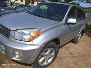 Toyota RAV4 2002 Silver | Cars for sale in Lagos State, Alimosho