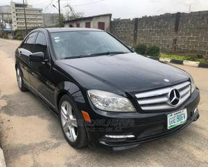 Mercedes-Benz C300 2010 Black   Cars for sale in Lagos State, Surulere