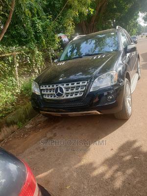 Mercedes-Benz M Class 2010 ML 350 4Matic Black | Cars for sale in Abuja (FCT) State, Garki 1
