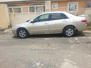 Honda Accord 2005 2.0 Comfort Automatic Gold | Cars for sale in Abuja (FCT) State, Garki 1