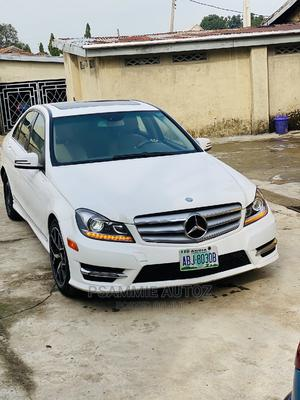 Mercedes-Benz C300 2013 White   Cars for sale in Abuja (FCT) State, Kubwa