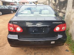 Toyota Corolla 2005 LE Black | Cars for sale in Lagos State, Egbe Idimu