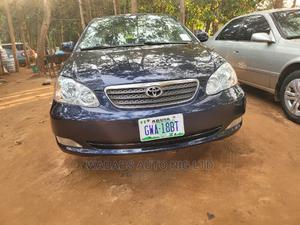 Toyota Corolla 2006 Blue | Cars for sale in Abuja (FCT) State, Gudu