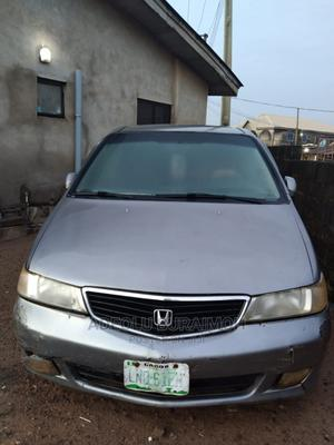 Honda Odyssey 2001 3.0 2WD Gray   Cars for sale in Lagos State, Alimosho