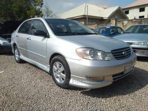 Toyota Corolla 2003 Sedan Automatic Silver | Cars for sale in Abuja (FCT) State, Wuse 2