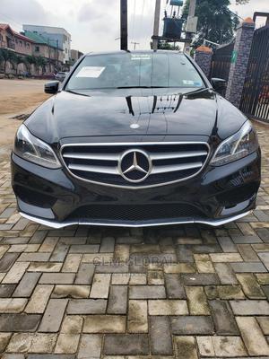 Mercedes-Benz E350 2014 Black   Cars for sale in Lagos State, Ogudu