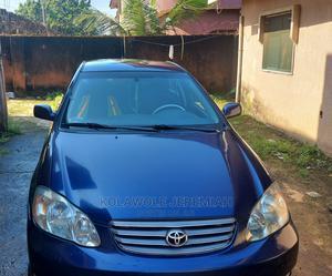 Toyota Corolla 2004 S Blue | Cars for sale in Edo State, Benin City