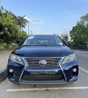 Lexus RX 2015 Blue | Cars for sale in Lagos State, Ikeja