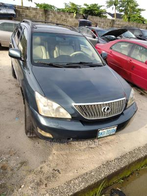 Lexus RX 2005 330 Green | Cars for sale in Delta State, Warri