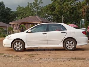 Toyota Corolla 2004 S White | Cars for sale in Abuja (FCT) State, Lokogoma