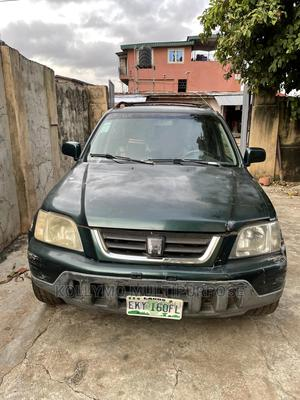 Honda CR-V 2000 2.0 Automatic Green | Cars for sale in Lagos State, Surulere