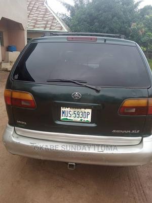 Toyota Sienna 1999 XLE Green   Cars for sale in Ebonyi State, Abakaliki
