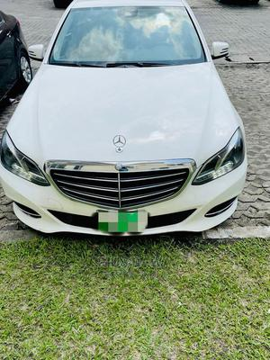 Mercedes-Benz E350 2014 White | Cars for sale in Rivers State, Port-Harcourt