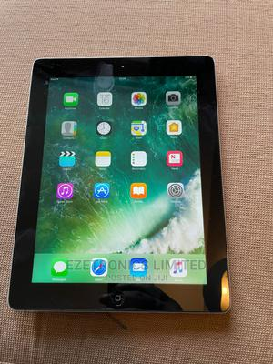 Apple iPad 4 Wi-Fi + Cellular 16 GB Silver | Tablets for sale in Lagos State, Ikeja
