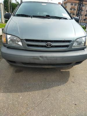 Toyota Sienna 1999 CE Gray   Cars for sale in Lagos State, Ikeja