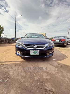 Honda Accord 2014 Blue   Cars for sale in Lagos State, Egbe Idimu