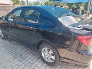 Toyota Corolla 2004 Sedan Automatic Black | Cars for sale in Abuja (FCT) State, Dutse-Alhaji