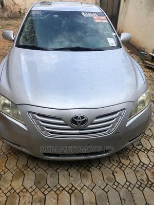 Toyota Camry 2008 2.4 XLE Silver | Cars for sale in Lagos State, Ajah