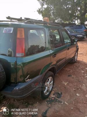 Honda CR-V 2000 Green | Cars for sale in Abuja (FCT) State, Wuse