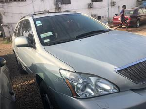 Lexus RX 2007 350 4x4 Green | Cars for sale in Lagos State, Alimosho