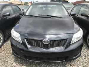 Toyota Corolla 2009 1.8 Advanced Black | Cars for sale in Ondo State, Akure