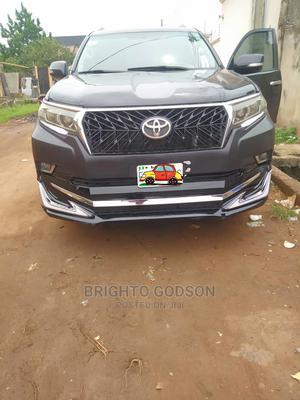 Toyota Land Cruiser Prado 2018 Black | Cars for sale in Lagos State, Ejigbo