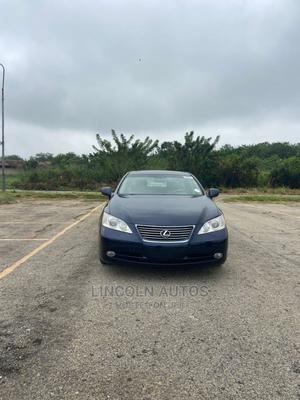 Lexus ES 2008 350 Blue | Cars for sale in Oyo State, Ibadan