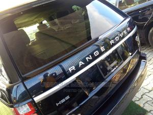 Land Rover Range Rover Sport 2017 HSE 4x4 (3.0L 6cyl 8A) Black | Cars for sale in Lagos State, Ajah