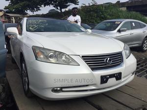 Lexus ES 2007 350 White   Cars for sale in Lagos State, Apapa