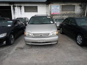 Toyota Sienna 2003 Gold | Cars for sale in Lagos State, Apapa