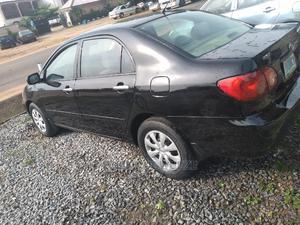 Toyota Corolla 2007 Black   Cars for sale in Abuja (FCT) State, Gwagwalada