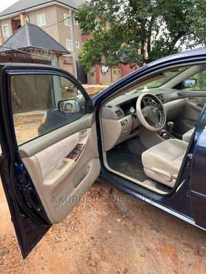 Toyota Corolla 2006 1.4 VVT-i Blue | Cars for sale in Anambra State, Awka