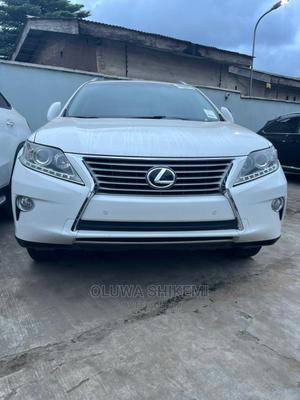 Lexus RX 2013 350 AWD White | Cars for sale in Lagos State, Lekki