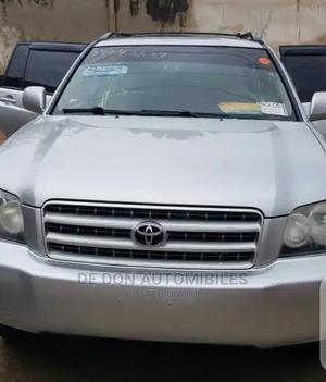 Toyota Highlander 1999 Silver   Cars for sale in Katsina State, Jibia