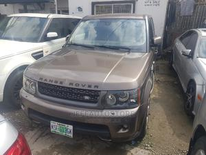 Land Rover Range Rover Sport 2011 HSE 4x4 (5.0L 8cyl 6A) Brown   Cars for sale in Lagos State, Ikeja