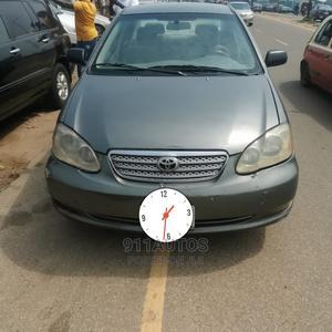 Toyota Corolla 2003 Gray   Cars for sale in Oyo State, Ibadan