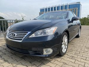 Lexus ES 2010 350 Black | Cars for sale in Abuja (FCT) State, Central Business District